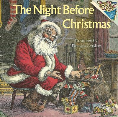 Random House Picture Back Night Before Christmas front cover